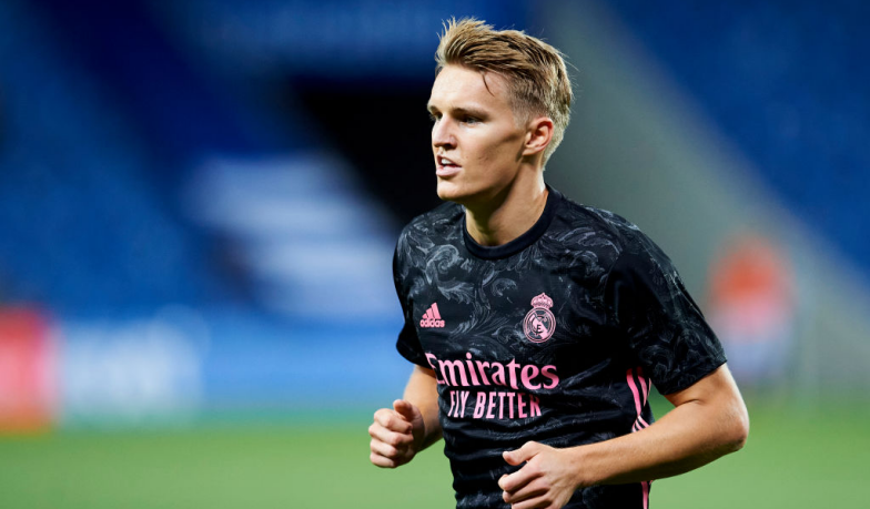 Foto: AS: Ødegaard blisko odejścia do Arsenalu