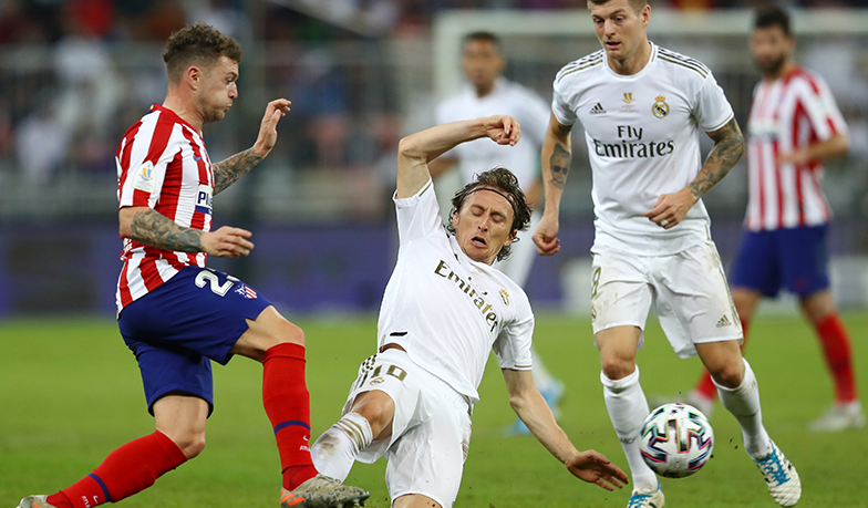 Foto: Real Madryt – Atlético 0:0 (k. 4:1) [VIDEO]